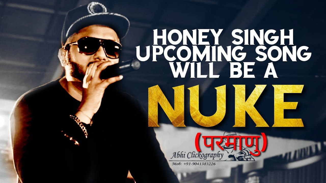 Yo Yo Honey Singh Upcoming Songs